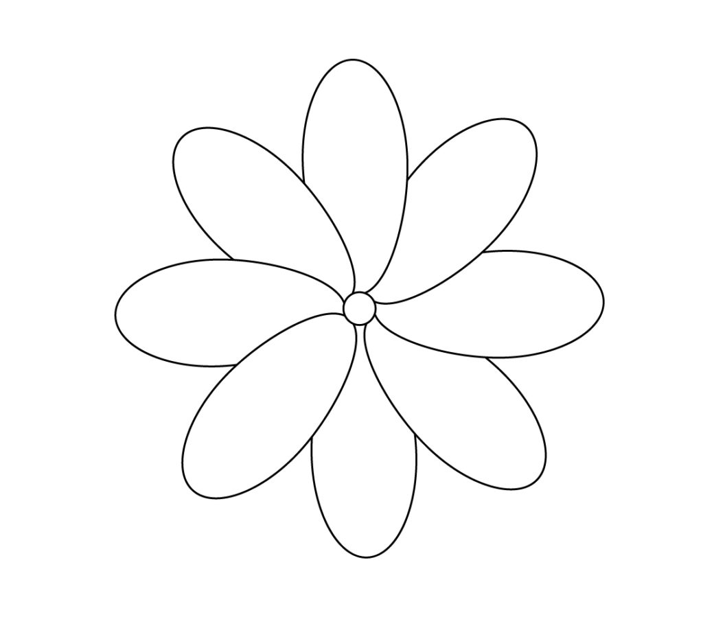 - Flowers Coloring Pages For Kids