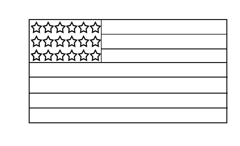 american flag coloring pages for free | American Flag Coloring Pages Free Printable
