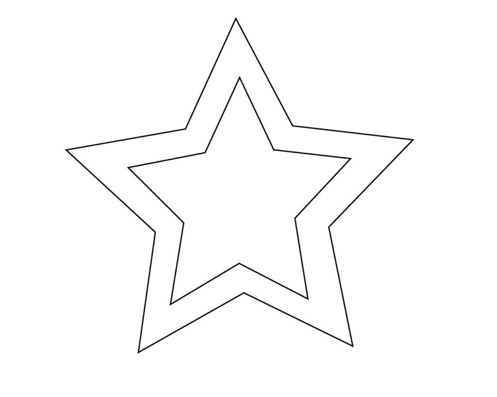 Shape Coloring Pages For Preschoolers