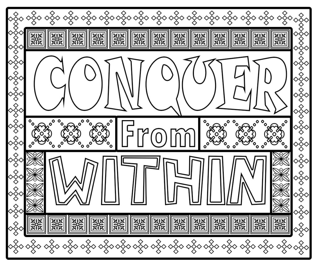 photo relating to Printable Sayings identify Sayings Coloring Webpages Printable Free of charge
