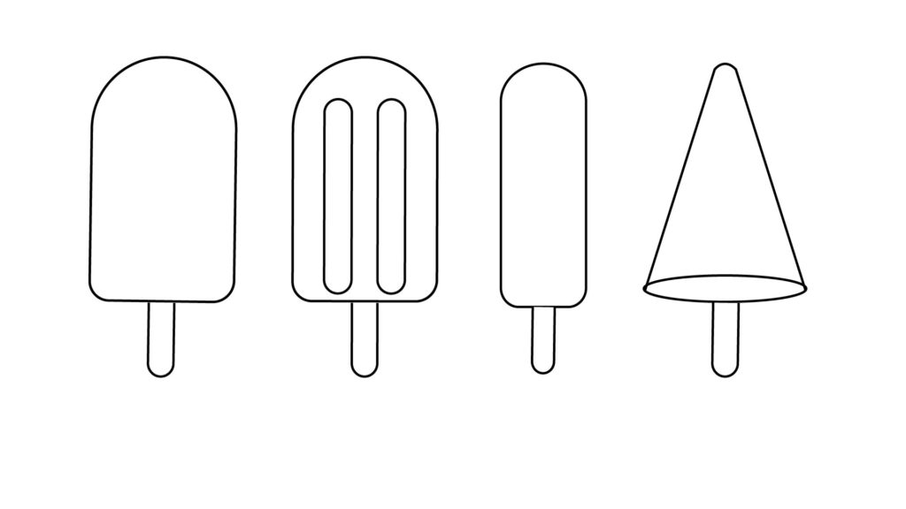 Ice Cream Coloring Pages Free Download Printable