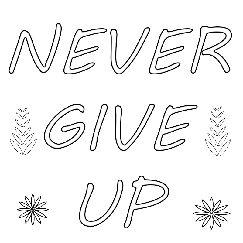 Free Printable Motivational Coloring Pages, for Students ...