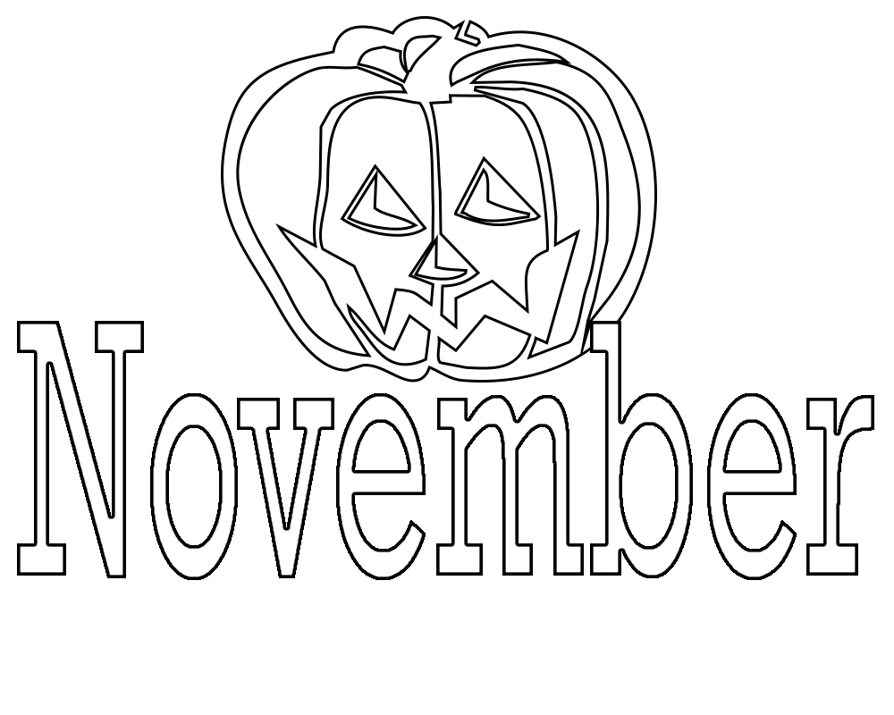 November-Coloring-Pages-For-Preschoolers