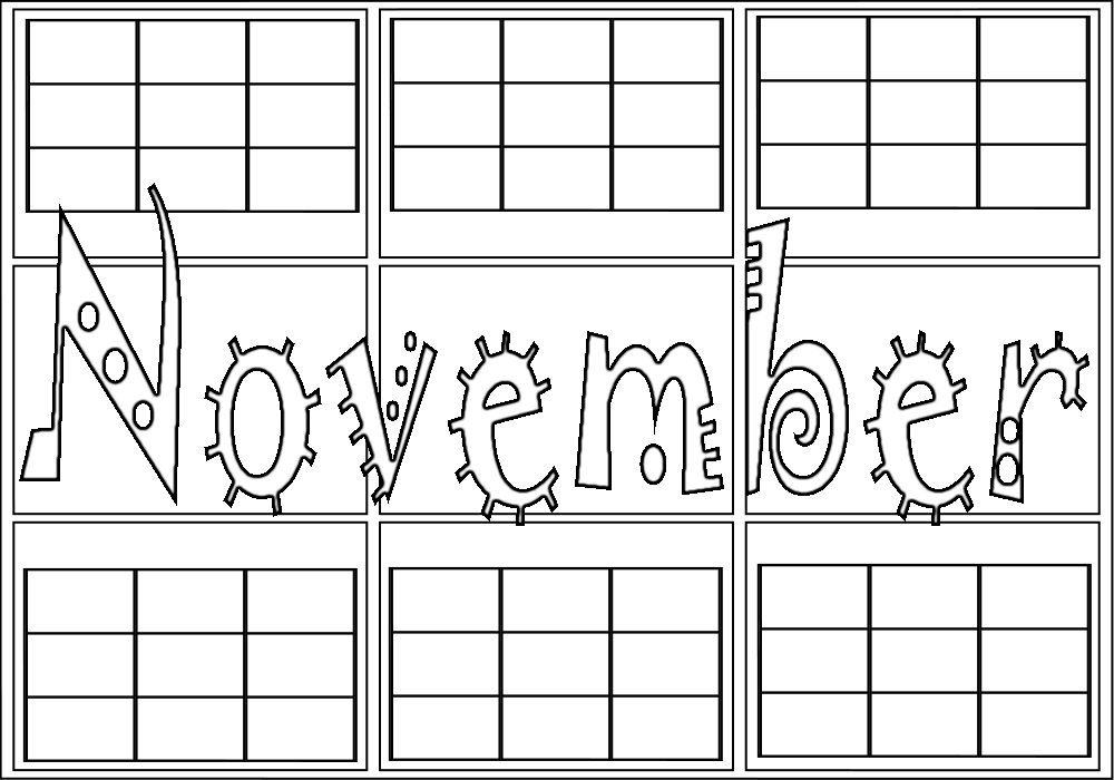 November-Themed-Coloring-Pages