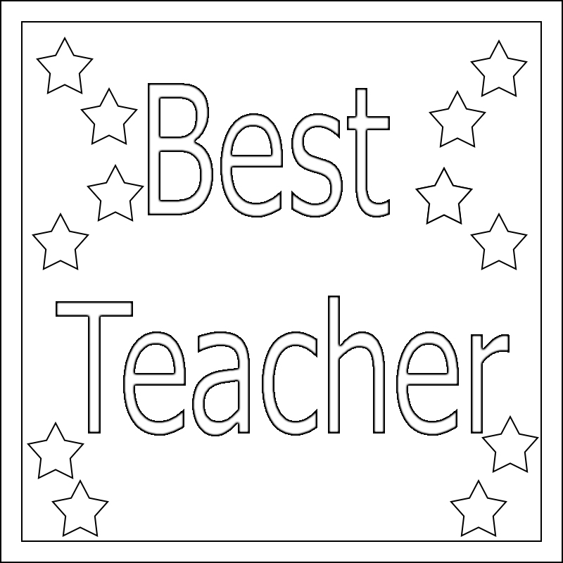 Teacher Appreciation Coloring Pages Free Teacher Appreciation Coloring Pages  Free,Happy Teachers Day ,Week Coloring Pages Printable,