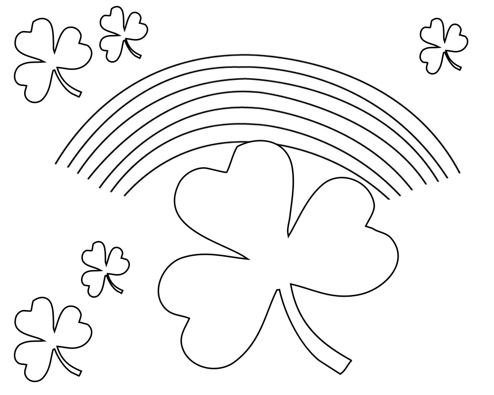 Top 14 St.Patrick\'s Day Coloring Pages Free,Printable ...