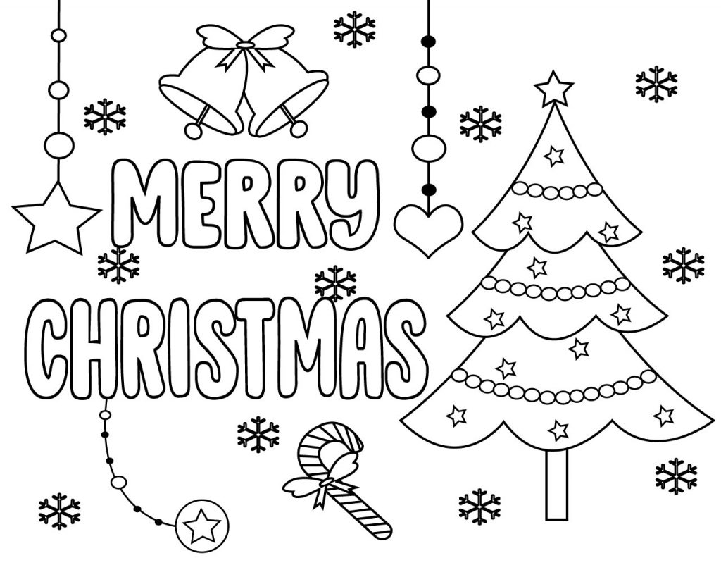 merry christmas sign coloring pages merry christmas words coloring pages