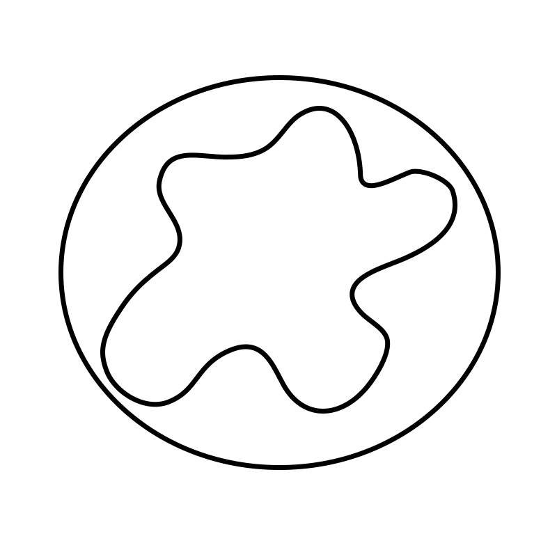 Doughnut Coloring Pages