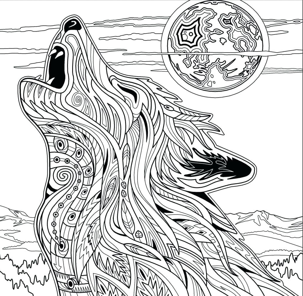 Free Printable Animal Coloring Pages for Adults,Owl Mandala ...