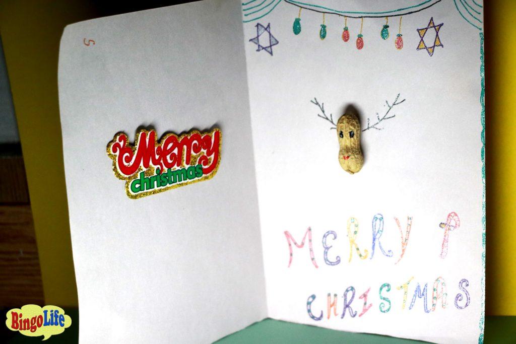 unique handmade Christmas cards